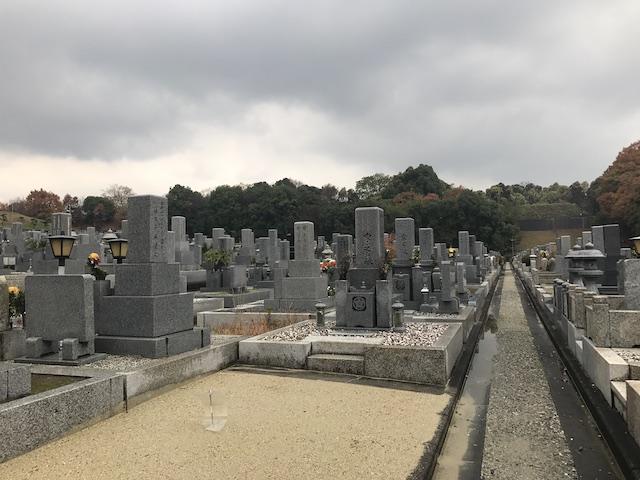 大阪狭山市 西山霊園04