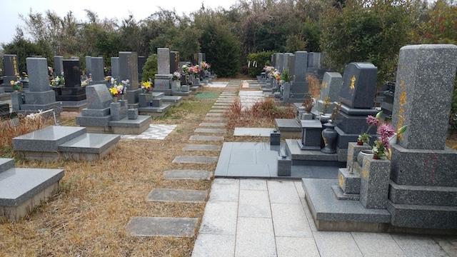 香焼中央墓地5