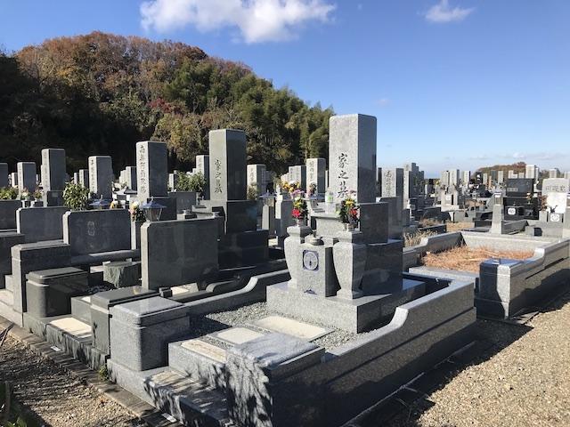 貝塚市営 公園墓地06
