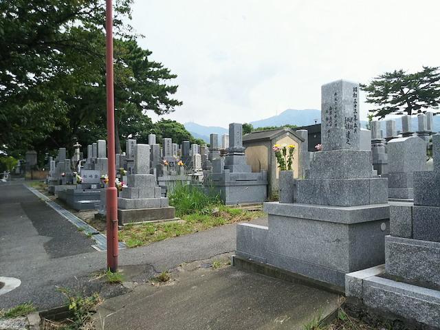十三塚霊園2
