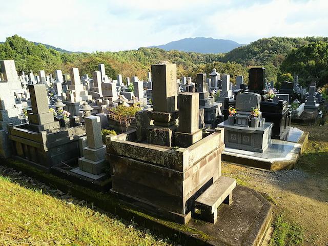 大牟田市営 櫟野墓園7