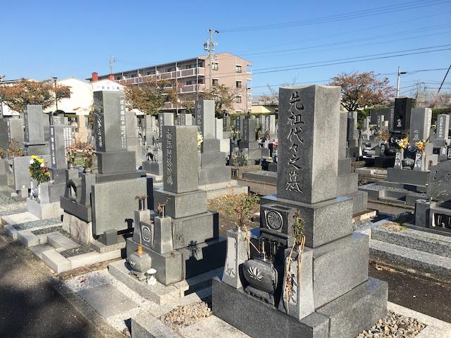 刈谷市営 青山斎園墓園04