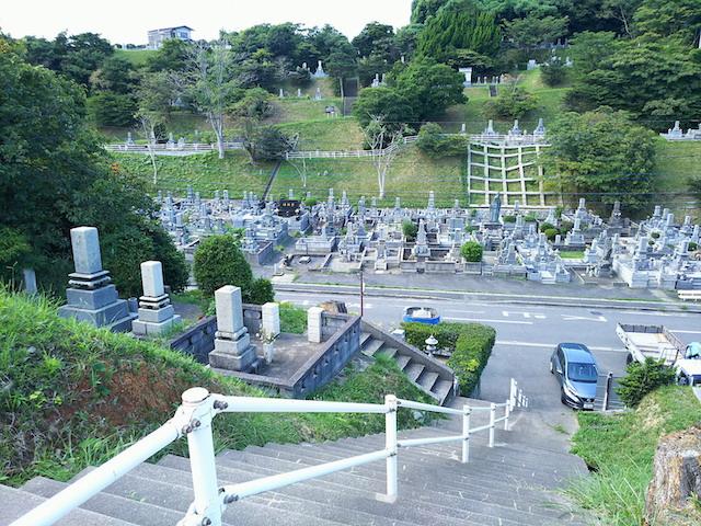 北九州市立 小石霊園3