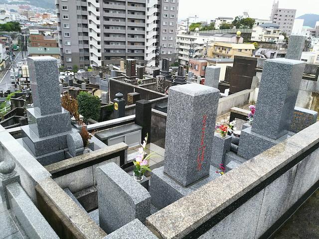 長崎市営 住吉墓地6