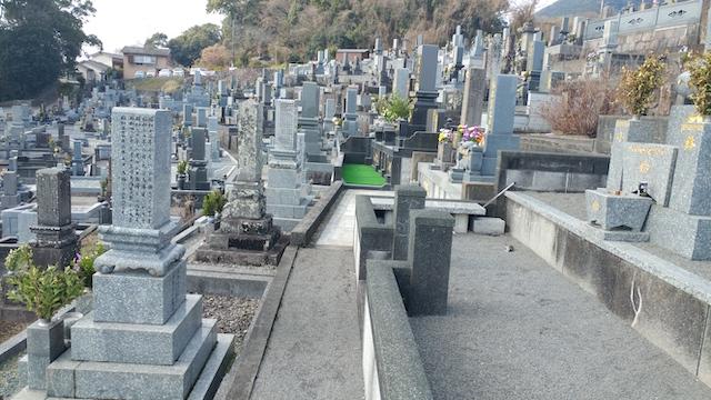 島原市営 大下墓地5