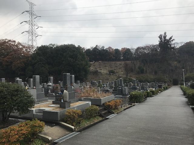 大阪狭山市西山霊園_e