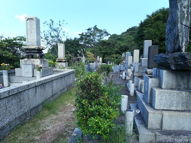 北九州市立 小田山霊園3