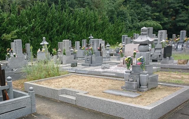 さぬき市営 北野間墓地公園5