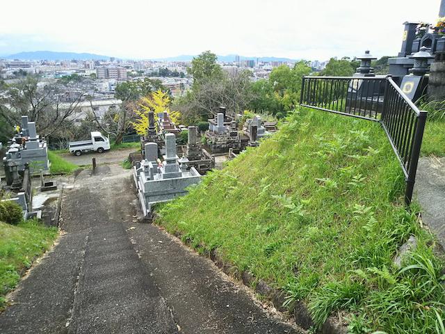 熊本市営 立田山墓地_05