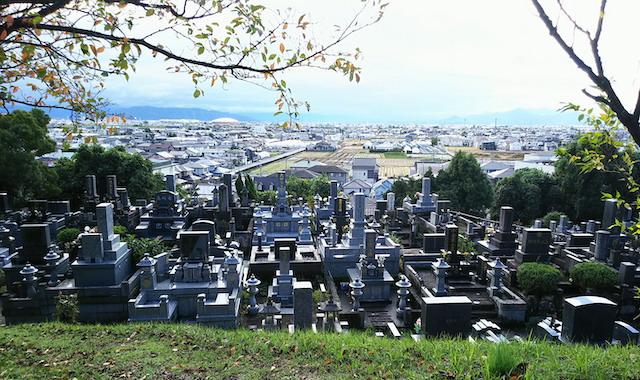 熊本市営城山墓園_03