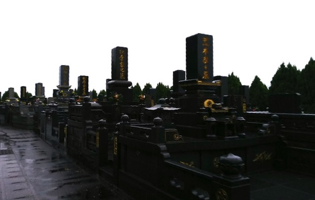 島原市営 宇土山墓地_01