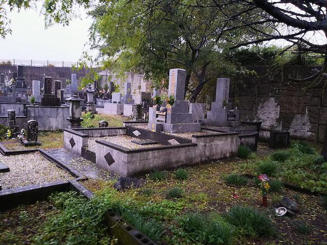 島原市営 前浜墓地1