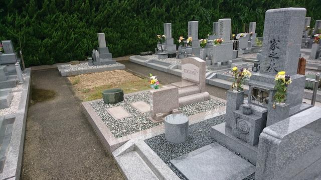 さぬき市営 北野間墓地公園2