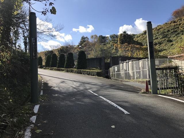 貝塚市営 公園墓地10