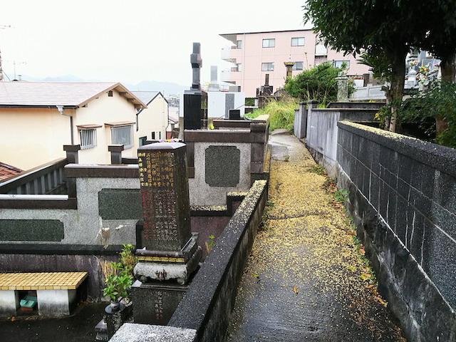 長崎市営 家野墓地_09