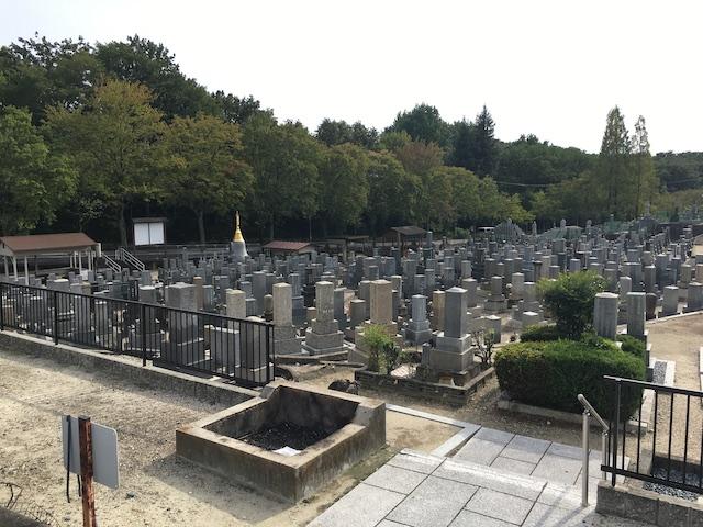 平和公園威音院墓地04