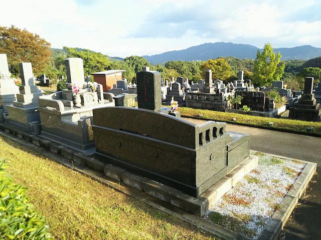 大牟田市営 櫟野墓園6