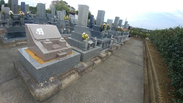 静岡県磐田市加茂西霊園