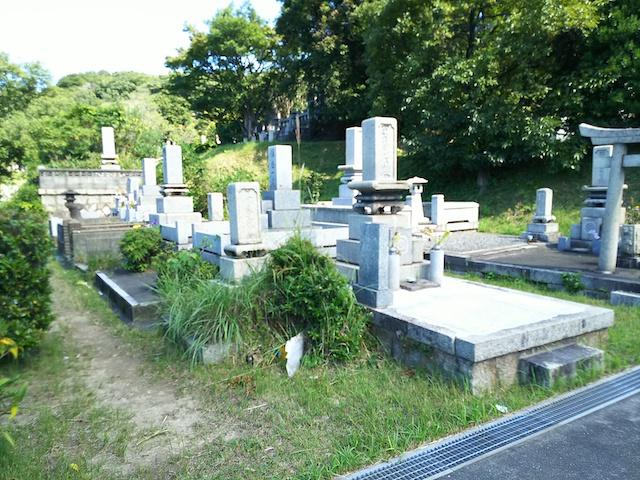 北九州市立 小田山霊園4