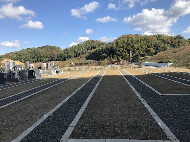 貝塚市営 公園墓地08