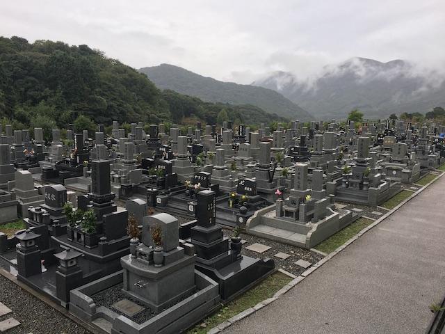 下関中央霊園4