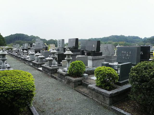 飯塚市営 飯塚霊園5