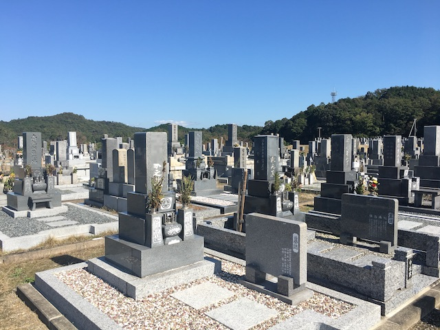 岡崎市営 やすらぎ墓園02