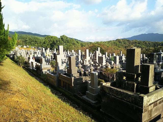 大牟田市営 櫟野墓園5