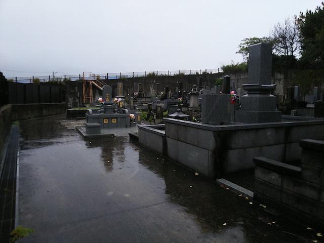 島原市営 前浜墓地6