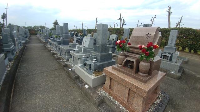 磐田市 富里霊園2