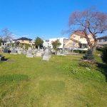 見付景ノ宮墓地
