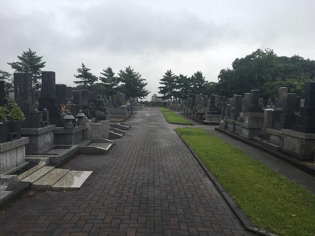 浜松市営 中沢墓園_07