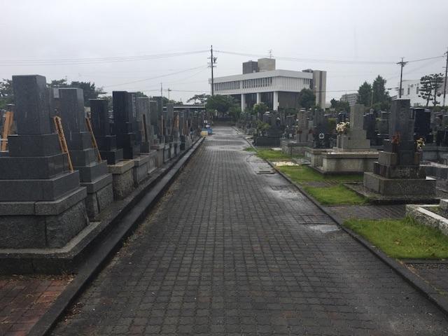 浜松市営 中沢墓園_05
