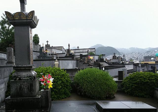 長崎市営 家野墓地_03