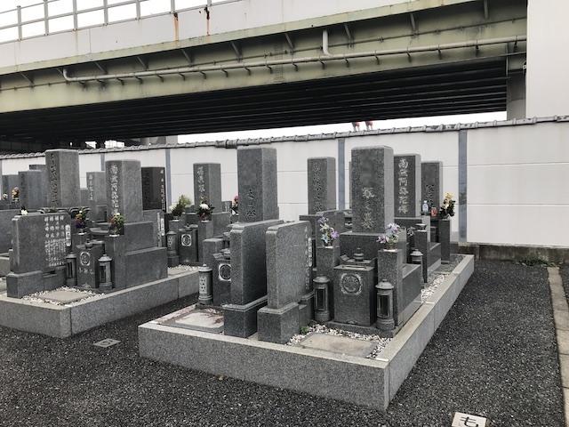 高石市営 浜墓地05