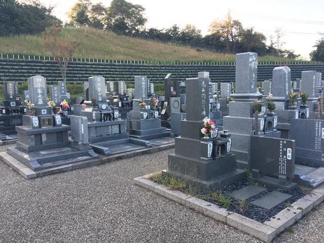 武豊町営やすらぎの森墓園05