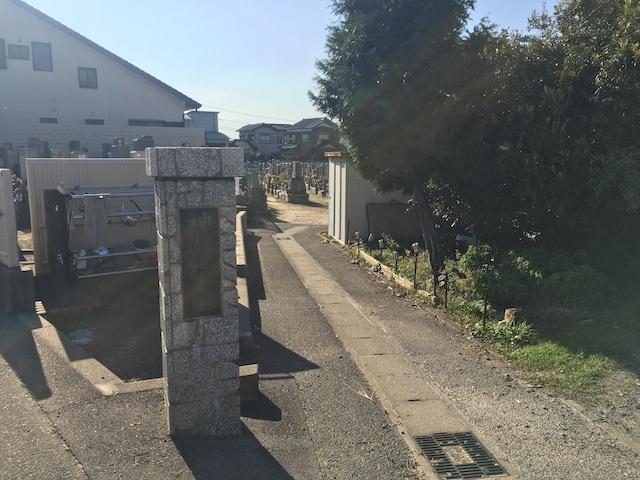 碧南市営 神有墓園03