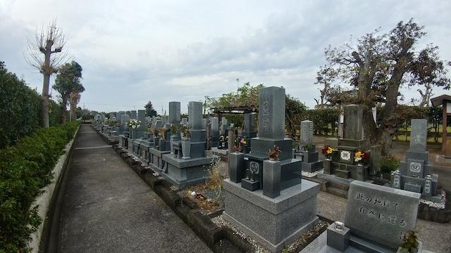 磐田市 富里霊園5
