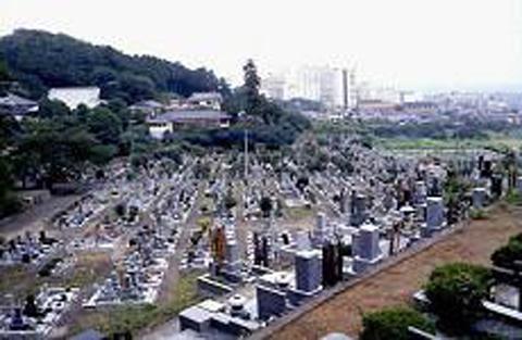 碧南市営 東山墓園01