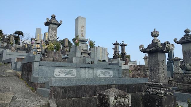 島原市営 大下墓地3