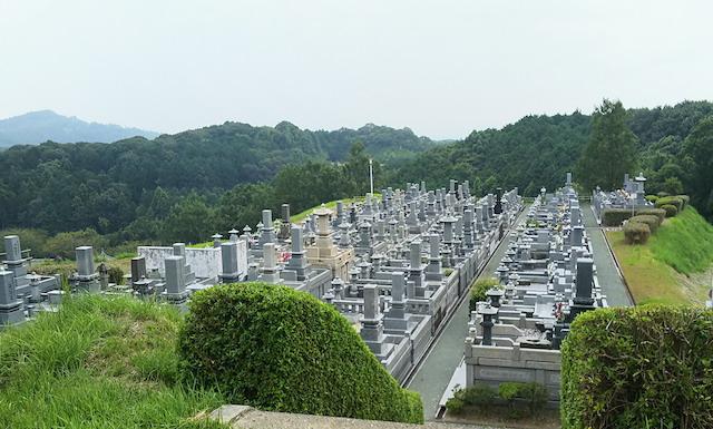 飯塚市営 飯塚霊園4