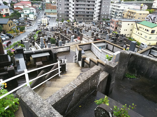 長崎市営 住吉墓地5