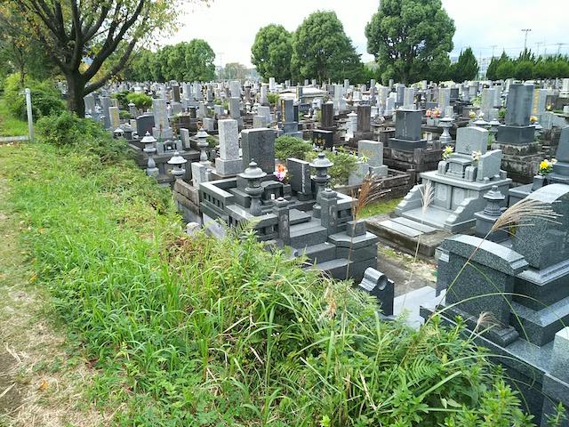 熊本市営清水墓園_05