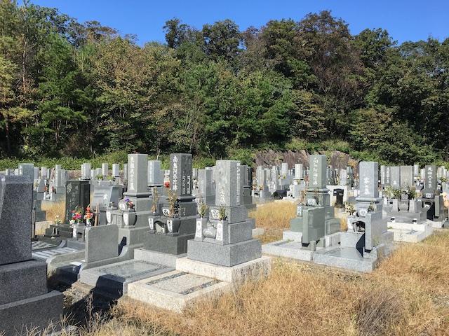 尾張旭市営 旭平和墓園01