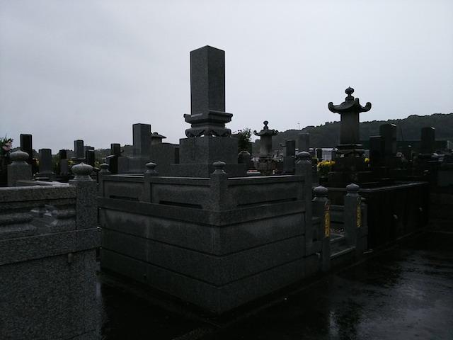 島原市営 釘原墓地1