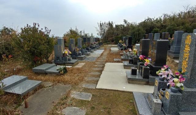 香焼中央墓地3