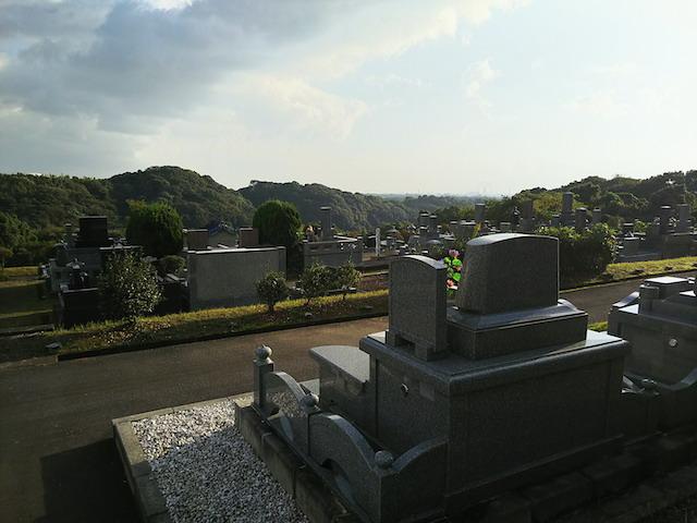 大牟田市営 櫟野墓園1