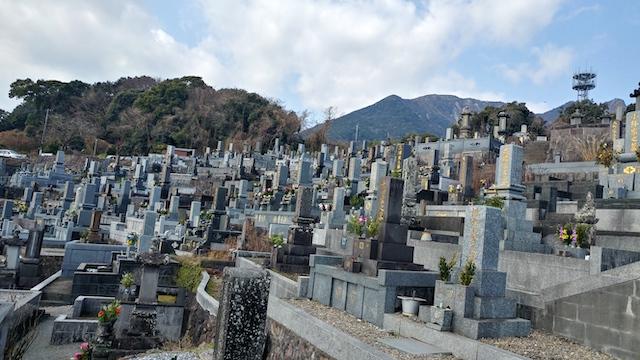 島原市営 大下墓地4