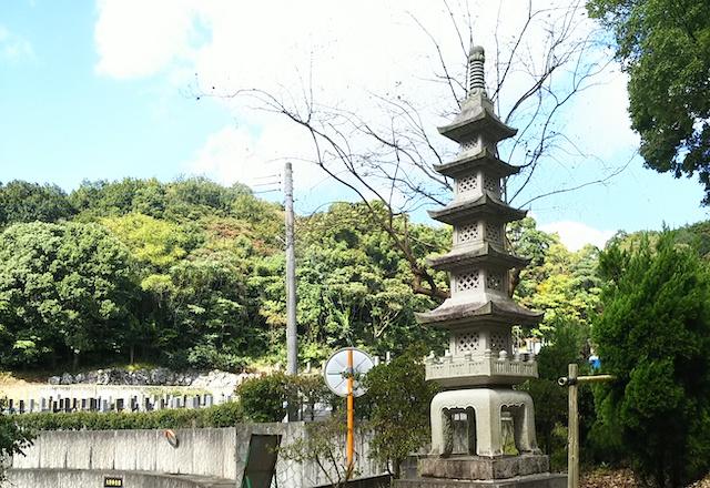 大将陣霊園2