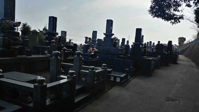 島原市営 大下墓地2
